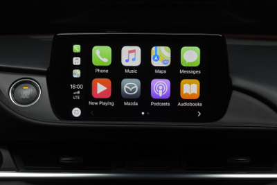 Apple CarPlay Android Auto модуль Мазда 6