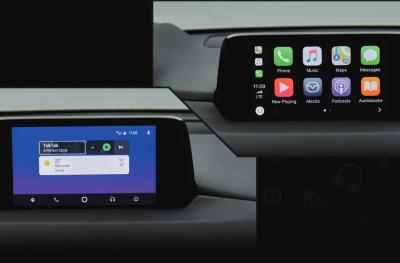 Андроид авто в мазда сх5
